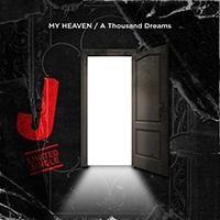 初回生産限定シングル MY HEAVEN / A Thousand Dreams