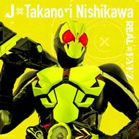 J×Takanori Nishikawa REAL×EYEZ